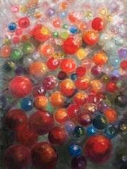Les bulles.