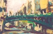 Pont Verd… Marseille. Xavier Moreno