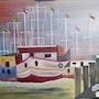 Port aux Tapouilles. Artiste Peintre - Romancier - Comédien