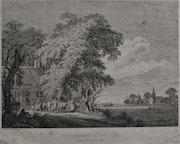 Paul van Liender (1731-1797) : Krimpen & son lac. , 1756..
