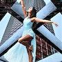 Ballerine urbaine. Rêves De Mbb