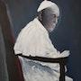 Pape François. Daniel Olion