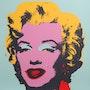 Andy Warhol Marilyn Monroe Serigraph Silkscreen (ii. 23). Americaartgallery