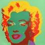 Andy Warhol Marilyn Monroe Serigraph Silkscreen (ii. 25). Americaartgallery