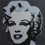 Andy Warhol Marilyn Monroe Serigraph Silkscreen (ii. 24) With coa. Americaartgallery