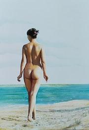 La plage image 4.