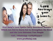 Lost Love Spells: How to Cast a Love Spell on My Ex Call +27836633417. Prof Balaj Healing Spells