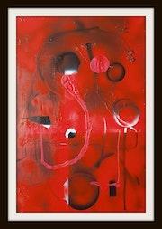 «Homenatge Tapies». Joan Pascuti