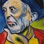 Pablo picasso (hommage). Scali'arts