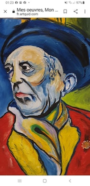 Pablo picasso (hommage).
