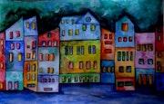 Immeubles. Chantal Bidard-Keters