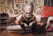 «Antonio López» (pintor - escultor).