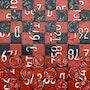 Checker Board by Barbara Sistak Baur. Women's Works 2021