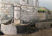 Mariage de la pierre et de l'eau : Ny. Πr Dessins