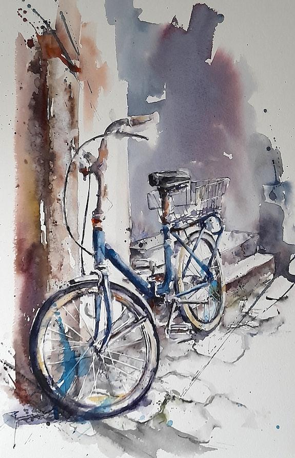 À bicyclette. Rey Catherine Catherine Rey