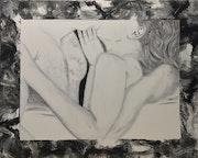 Sans sommeil…. Angélina Moine