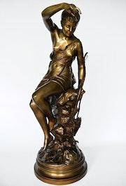 Nymphe de Diane. Marc Menzoyan Antiquités