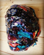 Reprobation Mask 18. Straiph Wilson