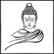 The Lord Buddha. Simran Daga