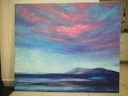 Vanilla sky. Olga Rylina