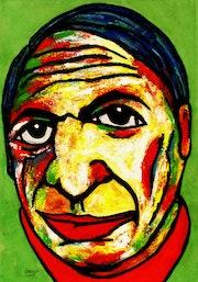 20- Picasso II. Citizens.. Carmen Luna