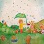 Rain. Gozar Art Group