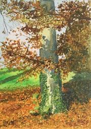 Arbre d'automne. Marc Pfund