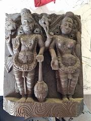 Ancient sculpture. Siobhain Fitzsimons