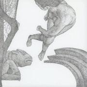 Keep Inside the Heart's Tendrils by Barbara Simcoe.