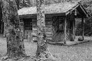 Cabane de chasse. Thierry Gouvernet