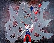 Graffiti New-York.