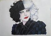 Cruella Emma Stone. Lany Soyz