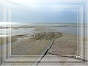 Passage, la plage. Véronique Romance