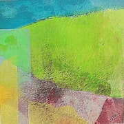 Paysage abstrait. Any