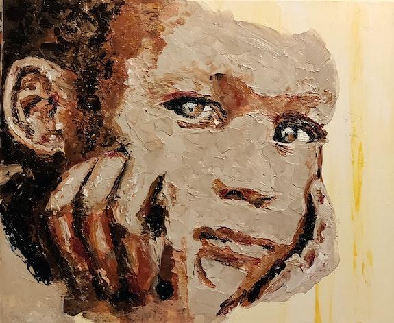 African Kid. William Chemin
