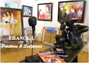 Peintures & sculptures.