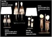 Lampes.