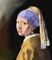 La Muchacha de la Perla.
