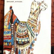 Camel. Puja Dutta