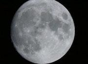 Pleine Lune - Photo prise au téléobjectif le 23 juillet 2021. Nazca Spirit