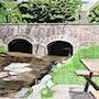 Petit pont à Marcourt.. Πr Dessins