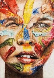 Color Wound. Gozar Art Group