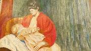 La mère et l'enfant. Scali'arts