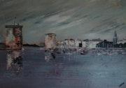 Vieux port La Rochelle. Alain Hucault