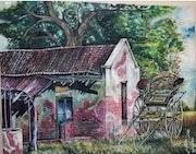 Casa rural arte urbano. Mario De Gennaro
