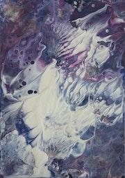 La danse spatiale des phœnix blancs. Linda K. Ian