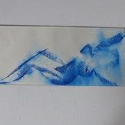 Modèle bleu.