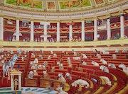 Les Moutons de l'Assemblée Nationale. Olivier27430