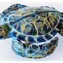 Blue turtle. Bobraïs