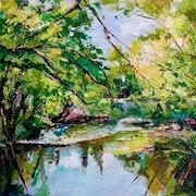 Summer creek n°2.